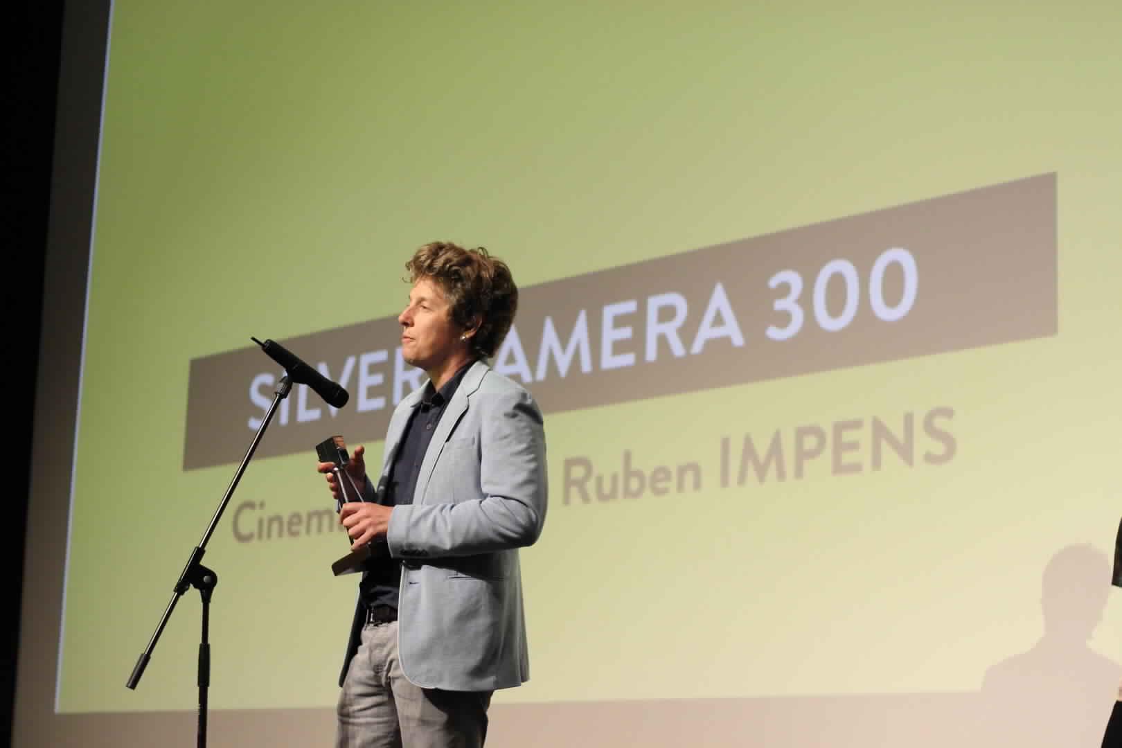 Ruben Impens, Silver Camera 300 at Manaki