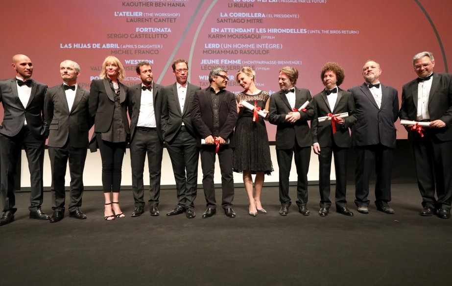 "Two SBC members' films awarded at ""Un certain Regard"""