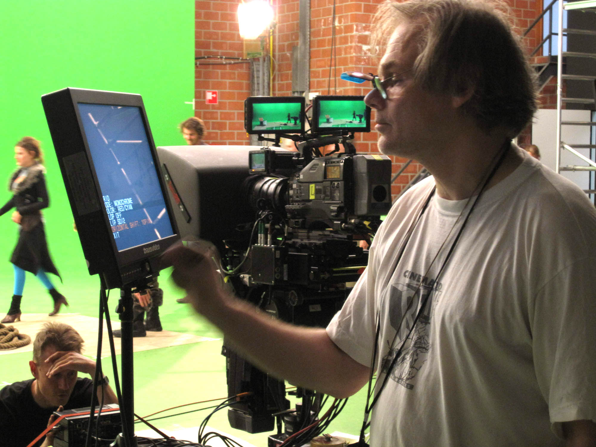 Kommer Kleijn, on cinema frame rates