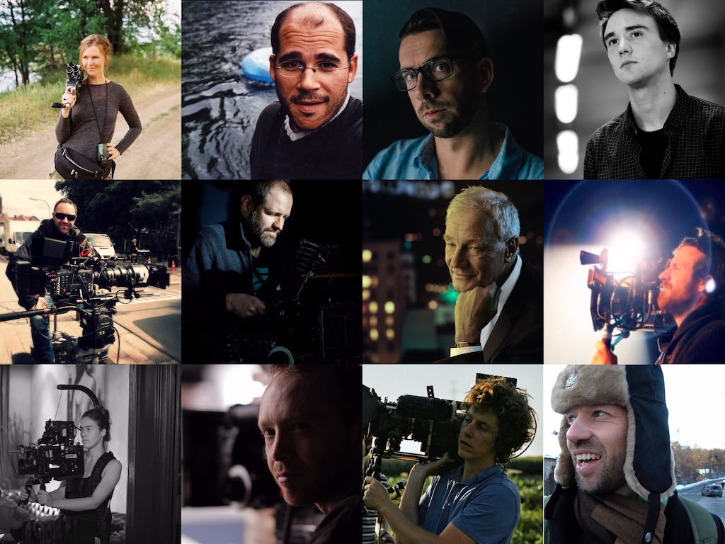 The Belgitude in cinematography,  SBC members on their style of working.